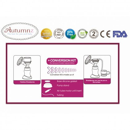 Autumnz Pefect Tubeless Electric Breastpump