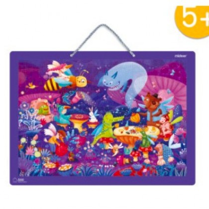 MIDEER Captain Bear's Costume Party (500pc) Puzzle